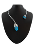 Rossella in Turquoise Howlite