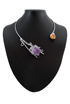 Lara in Amethyst and Citrine
