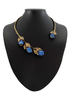Mariana in Lapis Lazuli in Brass